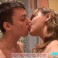 Нежный секс в жесткий трах — pic 7